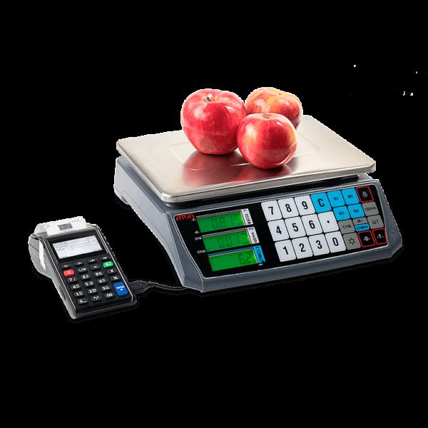 Атол 91Ф с электронными весами