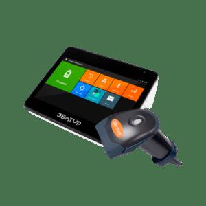Онлайн-касса Эвотор 10 + 1d сканер купить в Волгограде, цены в Волгограде