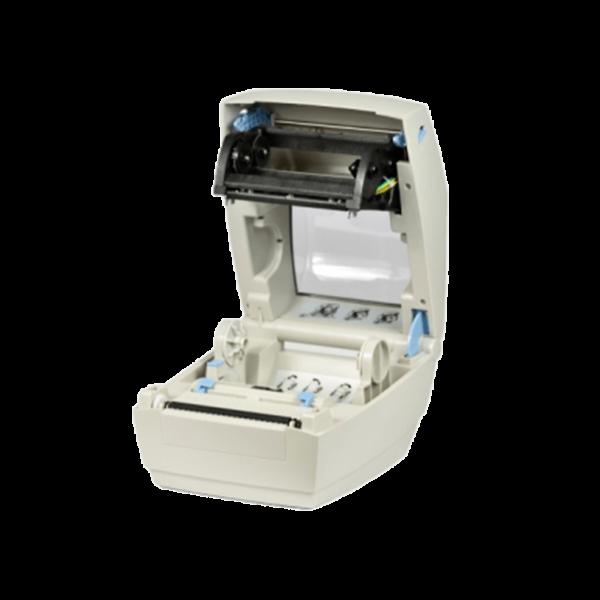Принтер этикеток АТОЛ BP41 (термо, 203dpi) открытая крышка