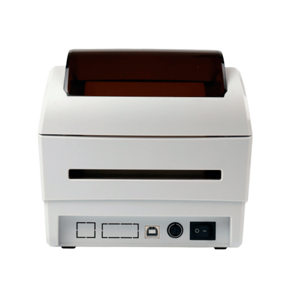 Принтер этикеток АТОЛ BP41 (термо, 203dpi) сзади