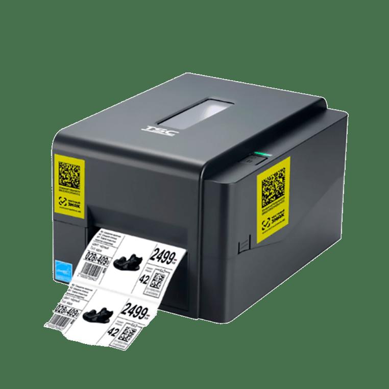Принтер этикеток (термотрансферный, 203dpi) TSC TE200