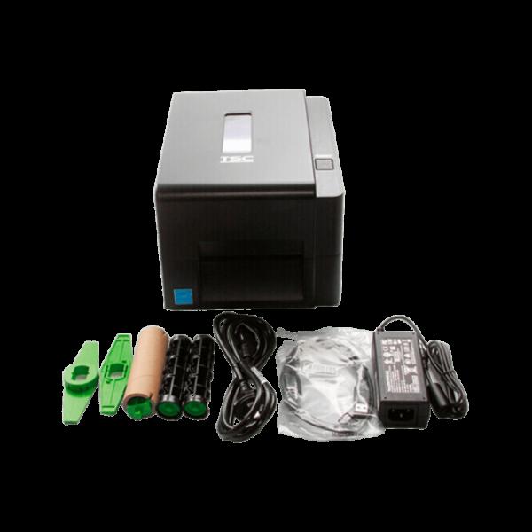 Принтер этикеток (термотрансферный, 203dpi) TSC TE200 комплектация